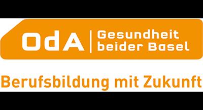 Logo di OdA Gesundheit beider Basel